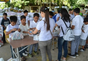 Serve Mariae outreach