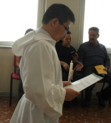 John Guo's renewal of vows