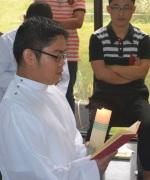 Nino renewal of vows
