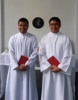 Nino & Roque renewal of vows