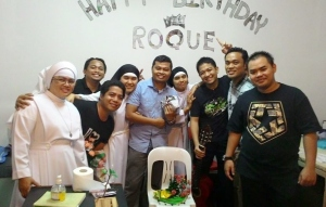 CPE - Roque's b'day