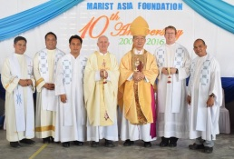 Marist Asia Foundation 10th anniversary