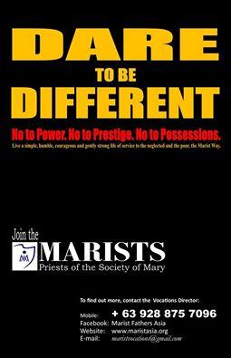 New Marist poster