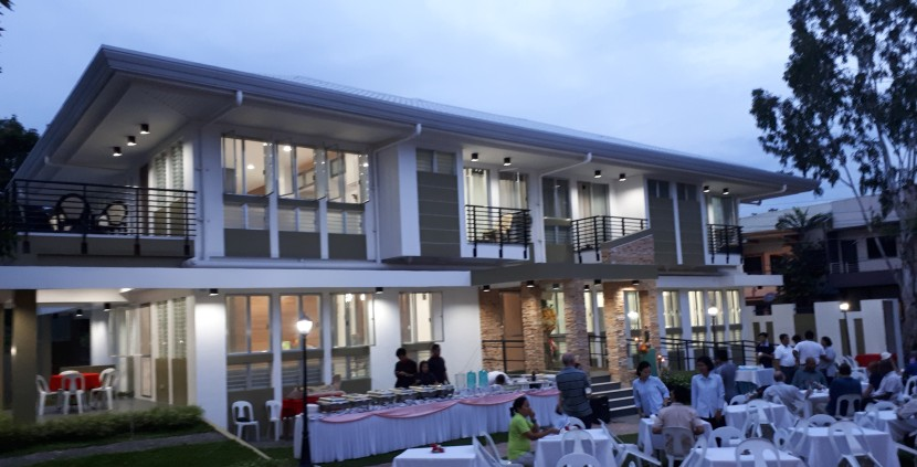 New District house blessed inDavao