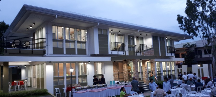 New District house blessed in Davao