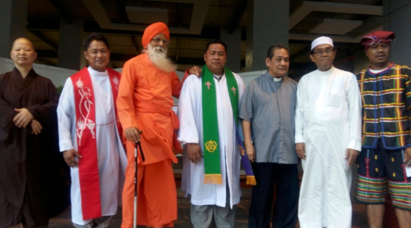 Fr. Hermes Sabud, SM heads newly establish Marist Commission for Inter-Religious Dialogue