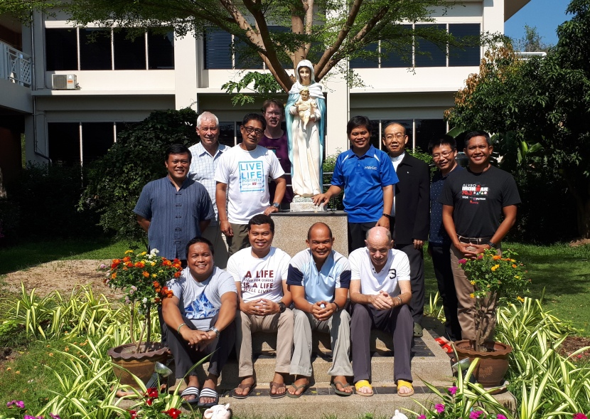 District of Asia Annual Retreat